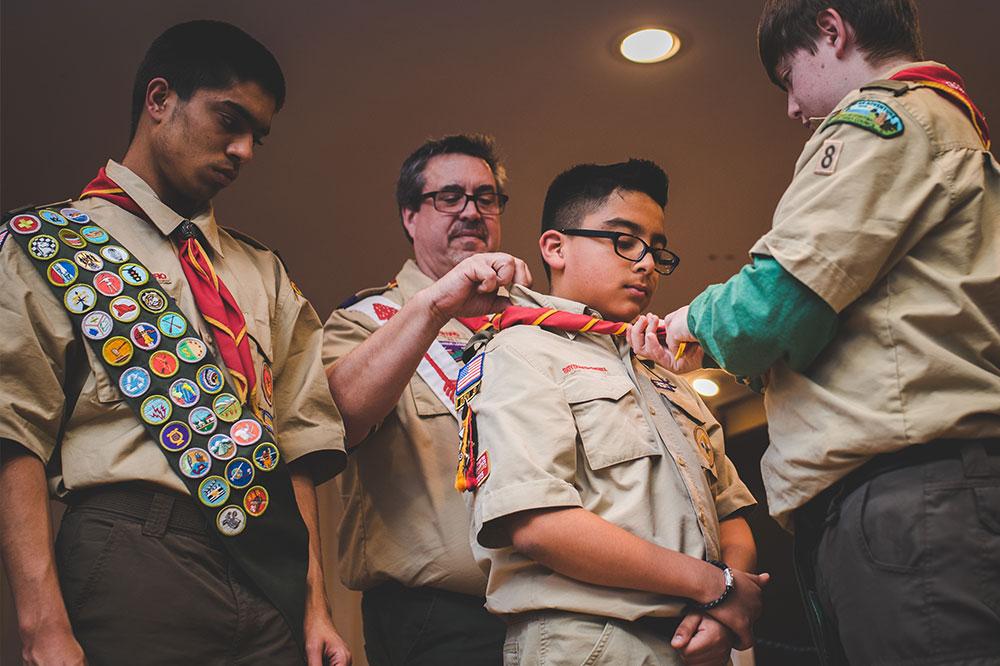 Boy Scouting: