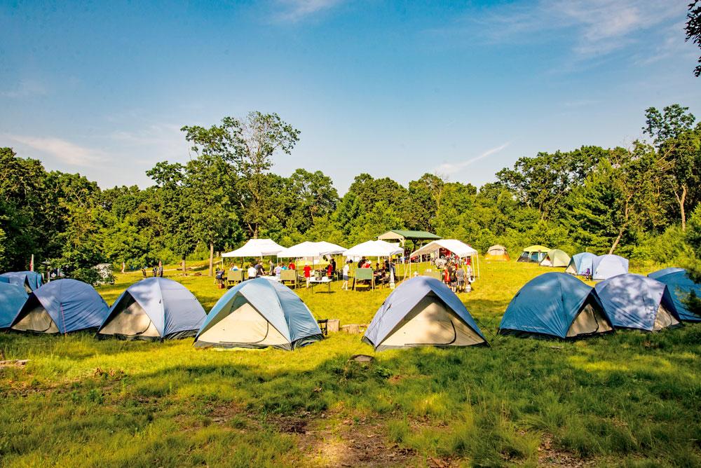 Scouts BSA Summer Camp: