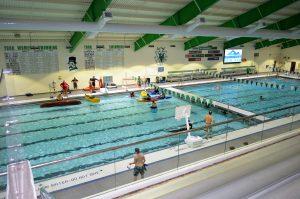 Pool at York High School (MBU)